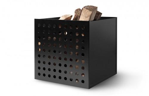 Дровницы «Куб»