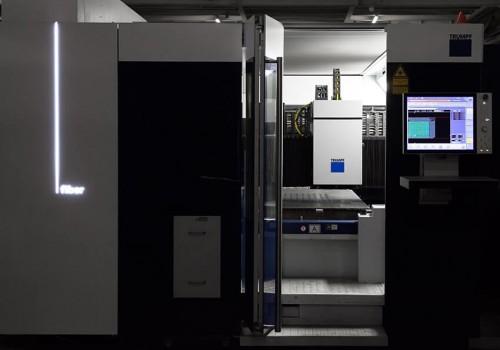 Новое оборудование в производстве компании «Метавр»