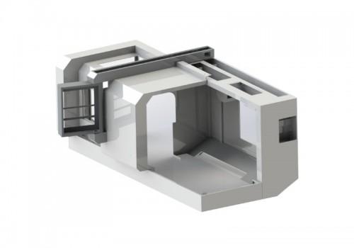 Корпус для промышленного оборудования